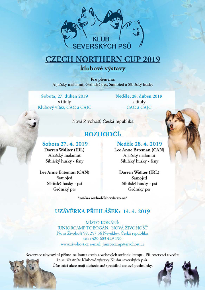 Czech Northern Cup 2019